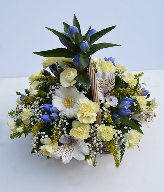 Flower Basket Arrangements Uk : Simply flowers nottingham flower arrangements hand